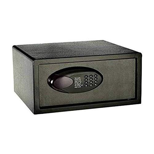 HIZLJJ Cajas Fuertes, Caja de Seguridad de Seguridad Digital Caja de Seguridad para la Oficina de Seguridad para el hogar Lock de Seguridad y contraseña