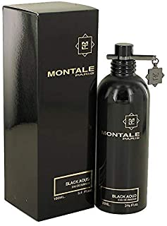 100% Authentic MONTALE BLACK AOUD Eau de Perfume 100ml Made in France