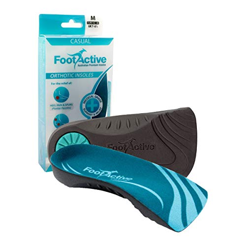 FootActive CASUAL, Blue, 9/10.5 UK