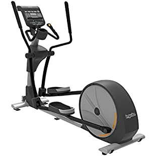 Impulse RE700 Elliptical Crosstrainer - Cardio Equipment, Gym Equipment, Cardio Training, Weight Loss, Workout, Fitness, Running:Deepld