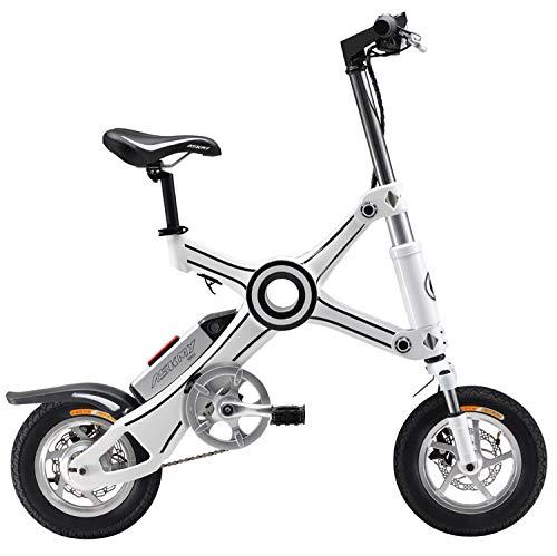 NEWCONCEPT ASKMY X3, Bicicleta electrica Plegable, Scooter Electric, para Adultos, IR al...