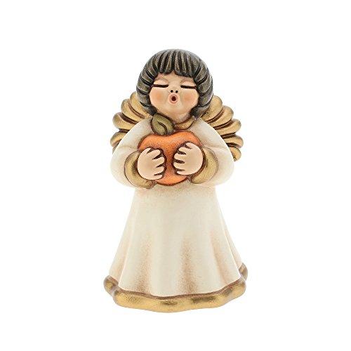 THUN - Angelo Custode Valeria Simbolo della Salute - Formato Piccolo - Ceramica - 7,5 cm h