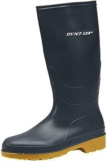Dunlop unisex protomaster full safety wellington boot