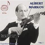 Roshdestwenskij: Albert Markov (Audio CD)