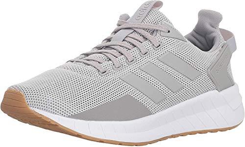 adidas Women's Questar Ride Running Shoe, Grey/Grey/Light Granite, 7.5 M US