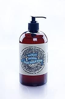 The Fay Farm's Unscented Liquid Goat Milk Soap - 16 Oz.