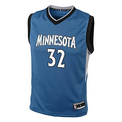 NBA By Outerstuff Boys' Replica Player Jersey-Road, Karl-Anthony Towns, Youth X-Large(18)