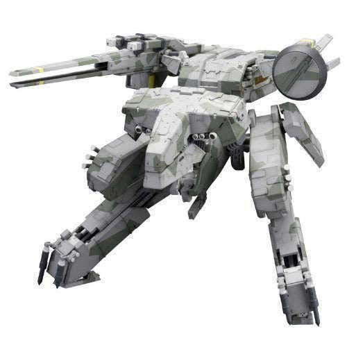 Kotobukiya Metal Gear Solid: Metal Gear REX (Plastic kit)