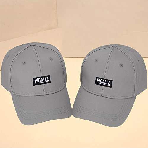 Hat Man Summer Baseball Cap Jeunes Pare-Soleil Chapeau de Soleil Fille Sauvages Occasionnels, Un PAC