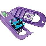 MSR Tyker Kids' Snowshoes for Children (Pair), Purple Power