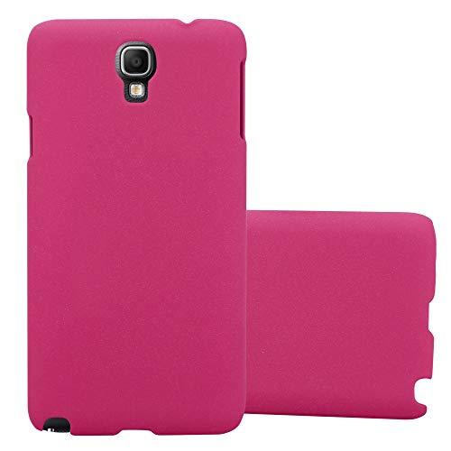 Cadorabo Funda para Samsung Galaxy Note 3 Neo en Frosty Rosa - Cubierta Protección de Plástico Duro Super Delgada e Inflexible con Antichoque - Case Cover Carcasa Protectora Ligera