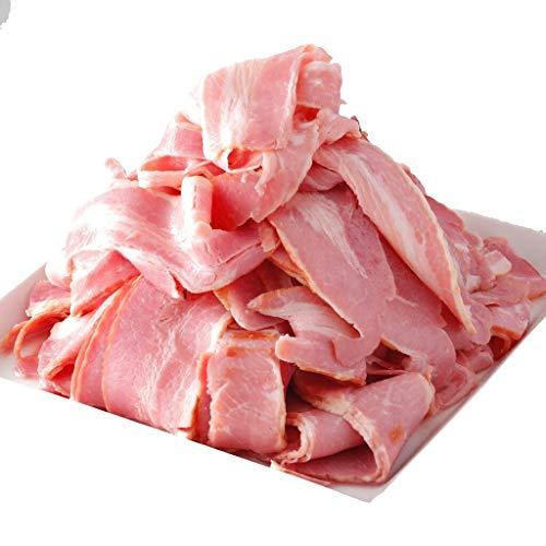 [スターゼン] ベーコン 訳あり 業務用 アウトレット 切り落とし わけあり スライス 大容量 送料無料 冷蔵 人気 豚肉 豚ばら肉 美味しい (5kg)