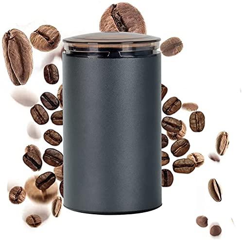 CFDZCP macina Caffe Manuale con BLADA in Acciaio in Acciaio in Acciaio A Basso RUMOTA Potente Grinder per Grande Date di Seme Grande GRANELLO Grain Grain