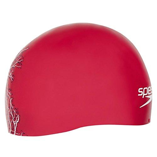 Speedo Fastskin Cap - Magenta - Size M