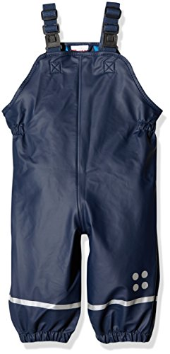 Lego Wear Baby-Jungen Power 101-RAIN Pants Regenhose, Blau (Dark Navy 589), 116