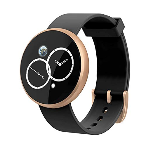LIEBIG Smartwatch Herren, Fitness Armband Fitness Tracker Smart Watch IP68 Wasserdicht Fitness Uhr mit Schrittzähler Pulsuhr Schlafmonitor Stoppuhr Herren Damen Fitnessuhr für iOS Android