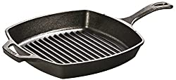 Lodge Cast Iron Grill Pan from Amazon