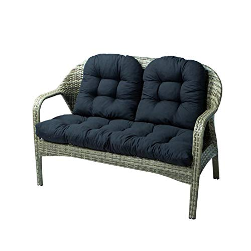 LYNN - Set di 3 tappetini per cuscino reclinabile, per interni ed esterni, decorazione per divano, tappetino tatami