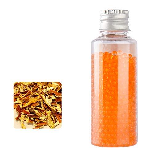 JSFC 1000 Stücke Menthol Aromatische Kapseln Aroma aromatische kapseln DIY Explosion Perlen Kugel Kapsel für alle Zigaretten Filter,Tangerine Peel Mint Flavor