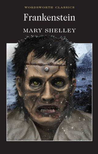 Frankenstein (Wordsworth Classics) eBook: Shelley, Mary, Jansson, Siv,  Carabine, Keith, Jansson, Dr. Siv: Amazon.co.uk: Kindle Store