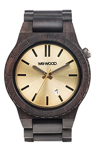 WEWOOD Orologio Uomo - Arrow Black Gold