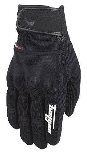 Furygan 4405-1 Jet Evo II Damen Handschuhe, Schwarz, L