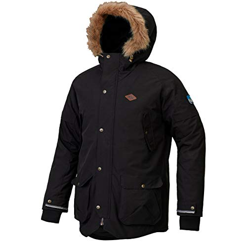 Picture Clothing Snowboard Jacke Kodiak (Black, Large)