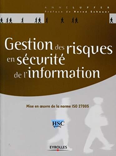 Gestion des risques en sécurité de l'information