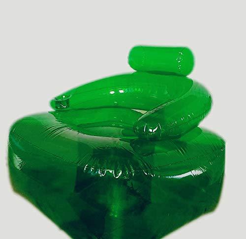 Aufblasbarer Sessel LI.ON.EL (Green)