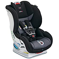 This image shows Britax Marathon ClickTight which is one of the safest convertible car seat in my review