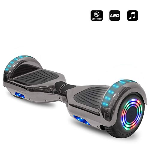 "Cho 6.5""-inch Wheels Electric Smart Self Balancing Hoverboard"