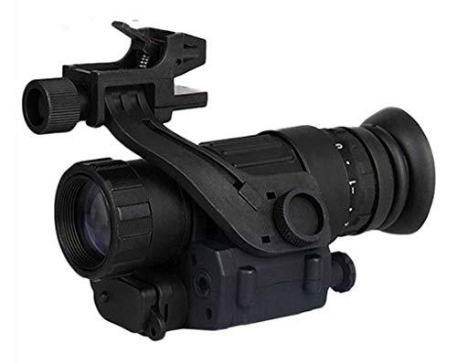 YHX Tactical Digital PVS-14 Nachtsichtgerät Zielfernrohrhalterung Schieß-Teleskop Am Helm Für Jagd/Camping