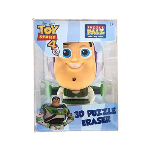 Disney-Toy Story Gomma Disney Puzzle Puzzle Pix Pix 4 Toy Palz 4 - Buzz Lightyear