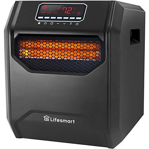 LifeSmart 6-element Infrared Heater, HT1013