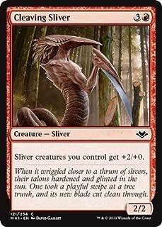 Magic: The Gathering - Cleaving Sliver - Modern Horizons