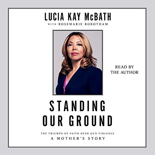 Standing Our Ground audiobook cover art
