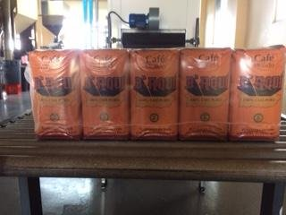 Cafe Molido D'Aqui 10 pack (140 ounces total)