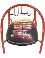 ARDITEX WD11964 Silla de Metal de 35.5x30x33.5cm de Disney-Pixar-Cars