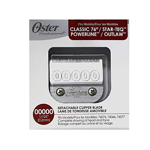 Oster 0.2 mm 00000 Size 76918-006 Blade