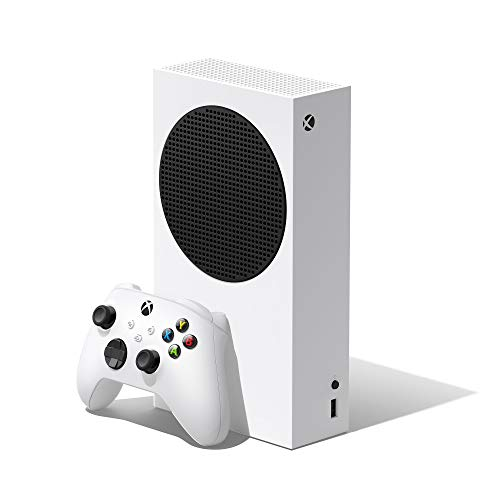 Xbox Series S – Console Next-Gen la plus compacte et 100% digitale