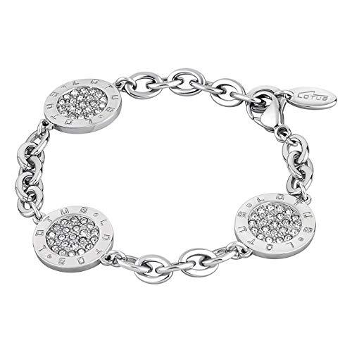 LOTUS Style Damen Armband Privilege-Kollektion Edelstahl silber JLS1751-2-1