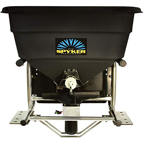 For Sale! Spyker Electric Spreader - 120-Lb. Capacity, Model Number S80-12010