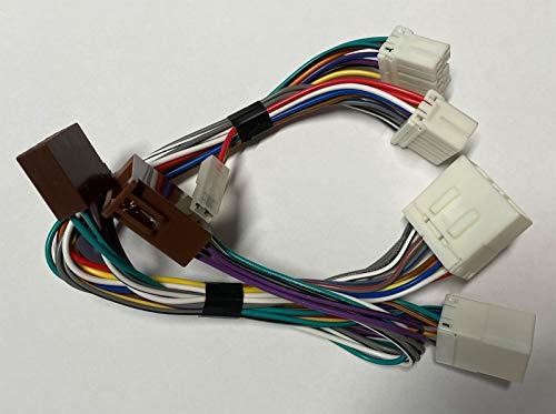 Blaupunkt Adapter Kabel THA PnP/i-sotec Verstärker für Mazda (bis 2000) - 7607622029001