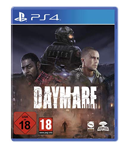 Daymare: 1998 (Standard Edition) - [PlayStation 4]