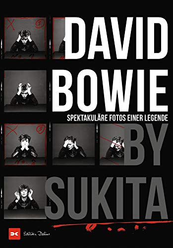 David Bowie by Sukita (English and German Edition)
