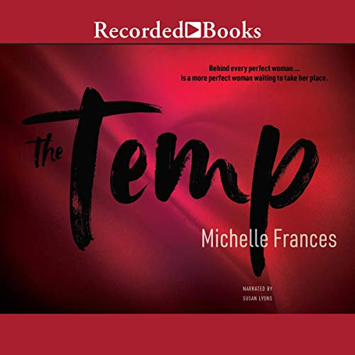 The Temp audiobook cover art