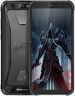 comprar comparacion Blackview BV5500 Pro, Android 9.0 4G Resistente Móvils Smartphones Libres, IP68 Impermeable 4G Teléfono Dual SIM, 5.5
