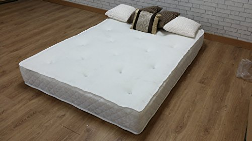 Comfy Living 3ft Single Orthopaedic Memory 10' Mattress