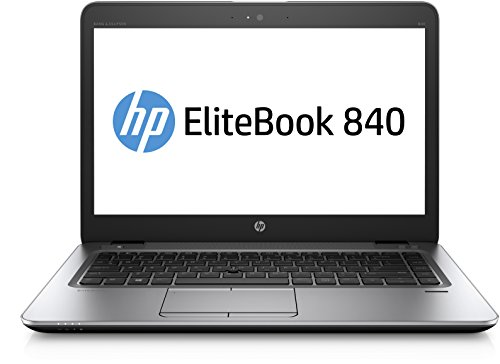 HP Elitebook 840 G3 Laptop Intel i7-6600U 2.6GHz, 16GB RAM, 512GB SSD, Windows 10 Pro (Renewed)