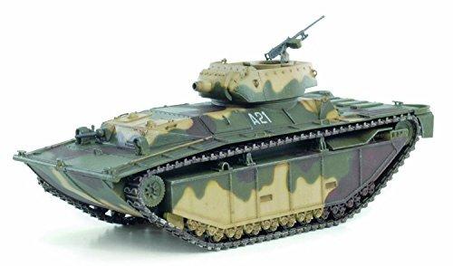 Dragon Models 1/72 LVT- (A) 4 U.S. Marines Iwo Jima 1945 [parallel import goods]